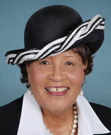 Photo of (D - NC) Alma Adams