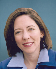 Photo of (SEN D - WA) Maria Cantwell
