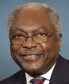 Photo of (D - SC) James Clyburn