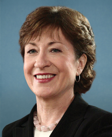 Photo of (SEN R - ME) Susan Collins