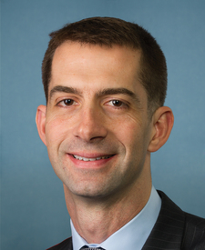 Photo of (SEN R - AR) Tom Cotton