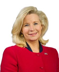 Photo of (R - WY) Liz Cheney