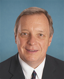 Photo of (SEN D - IL) Richard Durbin