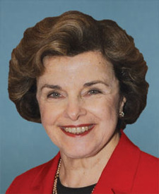 Photo of (SEN D - CA) Dianne Feinstein