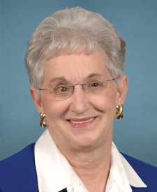 Photo of (R - NC) Virginia Foxx