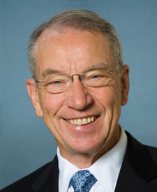 Photo of (SEN R - IA) Charles Grassley