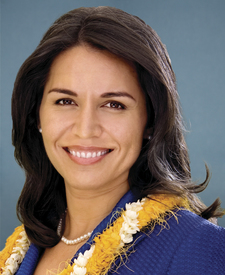 Photo of (D - HI) Tulsi Gabbard