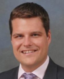 Photo of (R - FL) Matt Gaetz