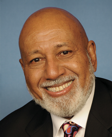 Photo of (D - FL) Alcee Hastings