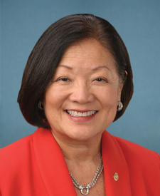 Photo of (SEN D - HI) Mazie Hirono