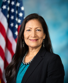 Photo of (D - NM) Debra Haaland