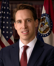Photo of (SEN R - MO) Joshua Hawley