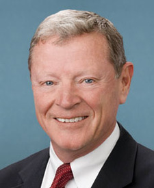 Photo of (SEN R - OK) James Inhofe