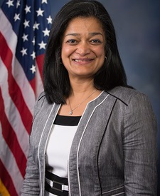 Photo of (D - WA) Pramila Jayapal