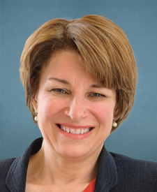 Photo of (SEN D - MN) Amy Klobuchar