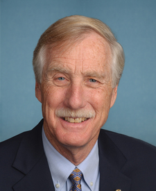 Photo of (SEN I - ME) Angus King