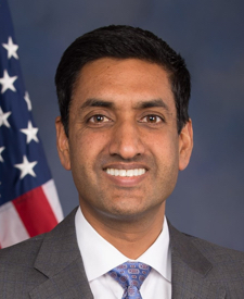Photo of (D - CA) Ro Khanna