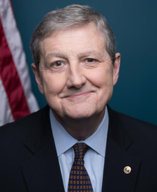 Photo of (SEN R - LA) John Kennedy