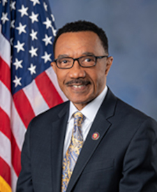 Photo of (D - MD) Kweisi Mfume
