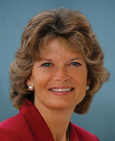 Photo of (SEN R - AK) Lisa Murkowski