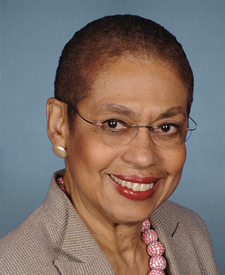 Photo of (D - DC) Eleanor Norton