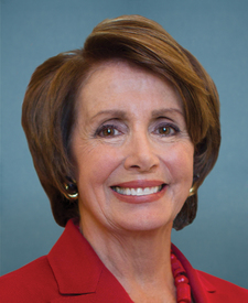 Photo of (D - CA) Nancy Pelosi