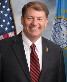 Photo of (SEN R - SD) Mike Rounds