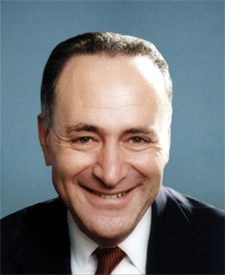Photo of (SEN D - NY) Charles Schumer