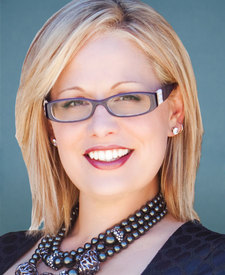 Photo of (SEN D - AZ) Kyrsten Sinema