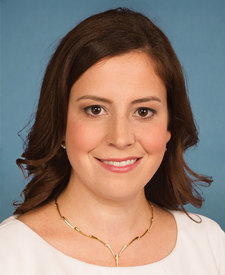 Photo of (R - NY) Elise Stefanik
