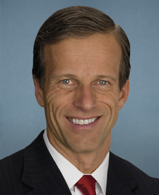 Photo of (SEN R - SD) John Thune